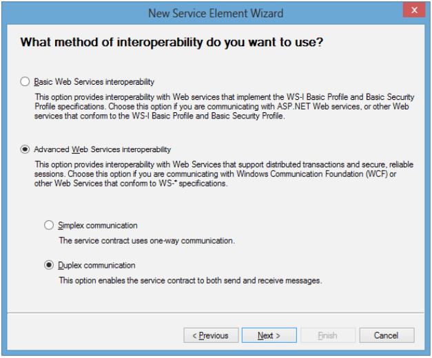 select interoperability